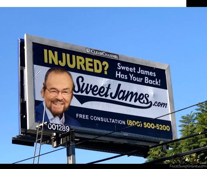 sweet james lipton