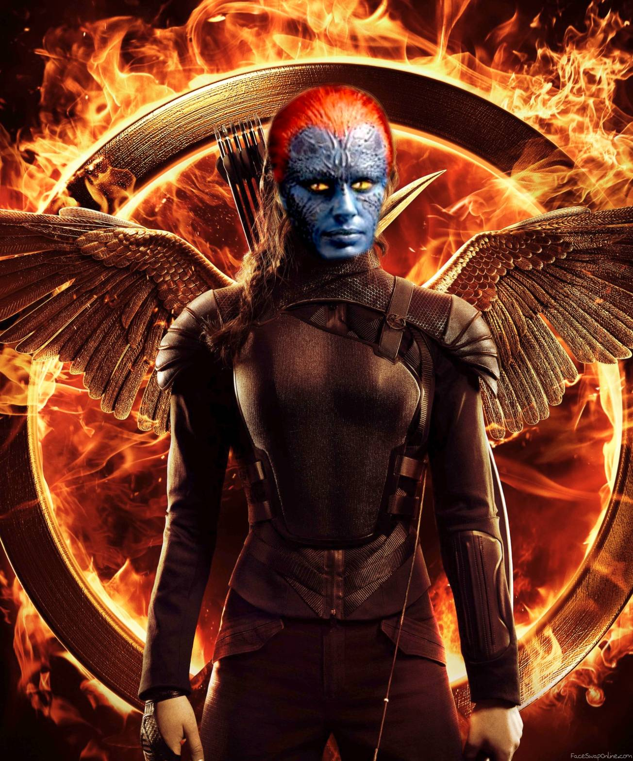 Mystique in Hunger Games