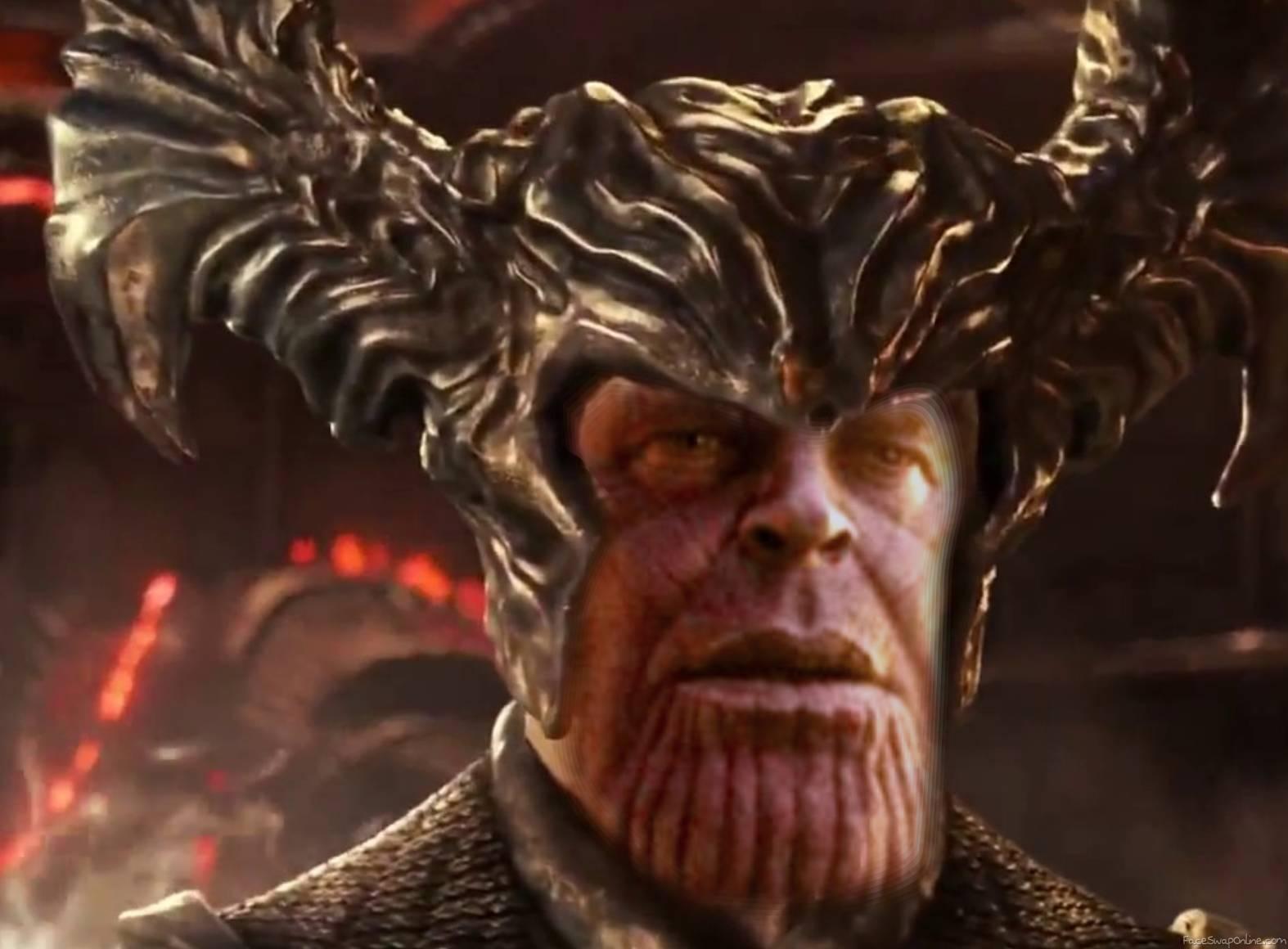 Steppenwolf Thanos