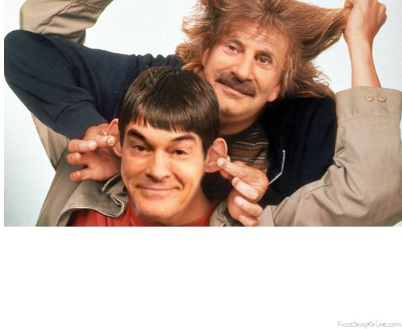 Dumb and Dumber - Dr. Phil and Dr. Oz