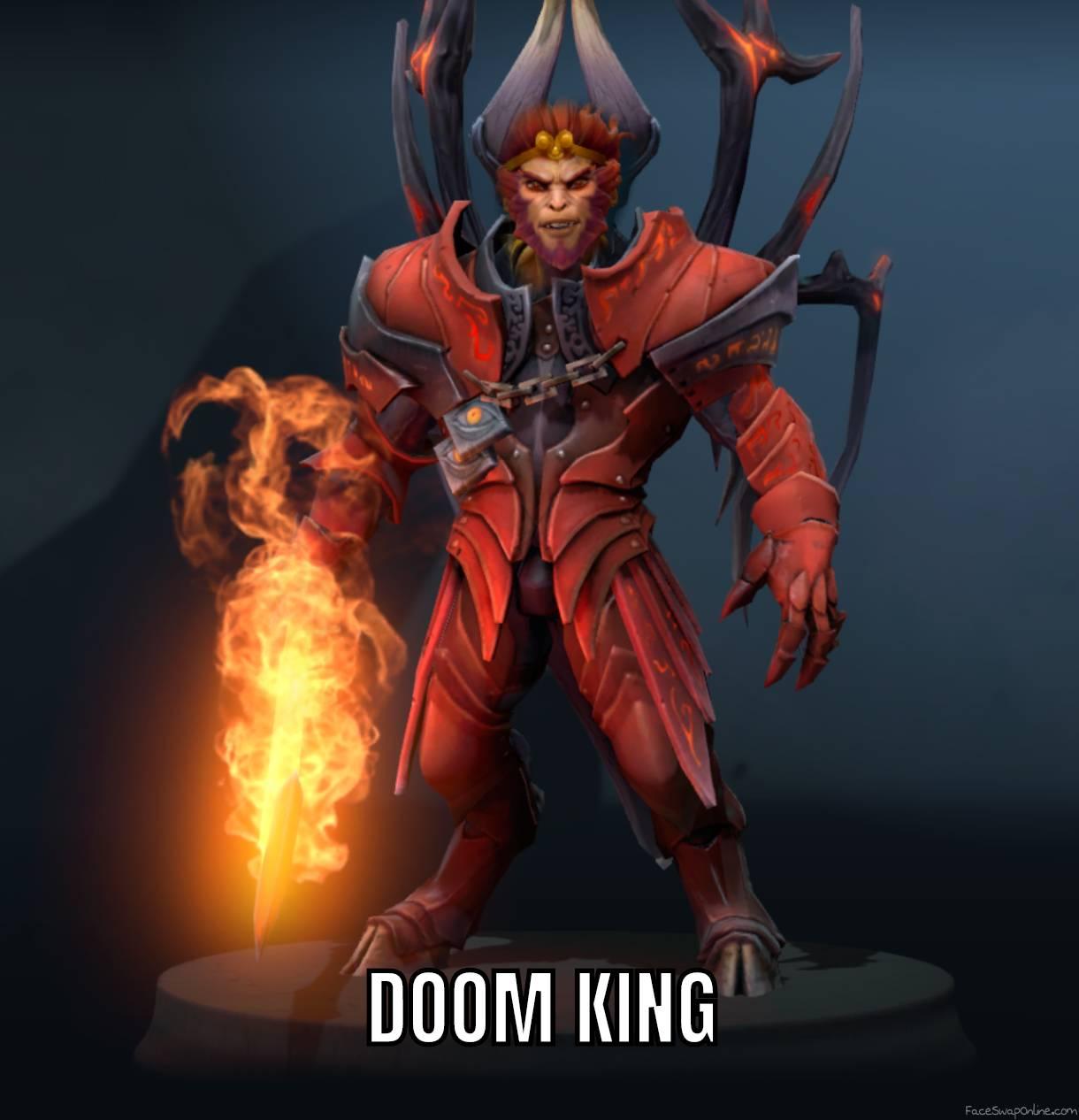 Monkey King + Doom