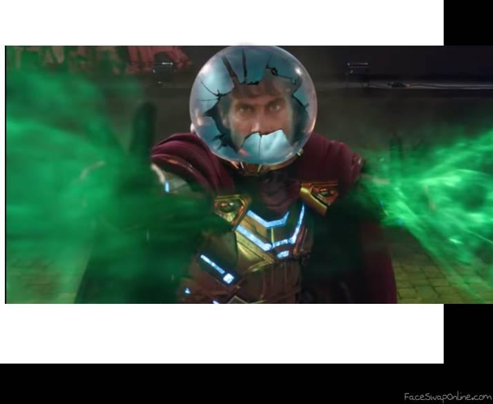 Mysterio's Final Battle