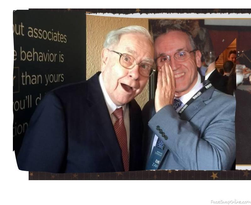 Phil and Buffett