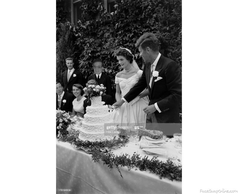 Phil at Kennedy Wedding