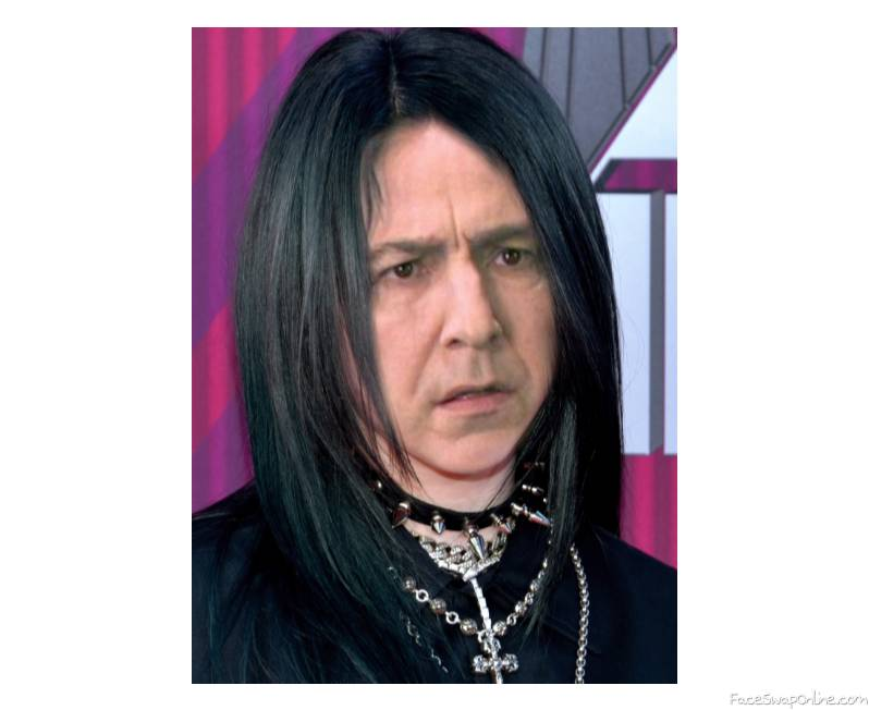 Snape is the bad guy (duh)