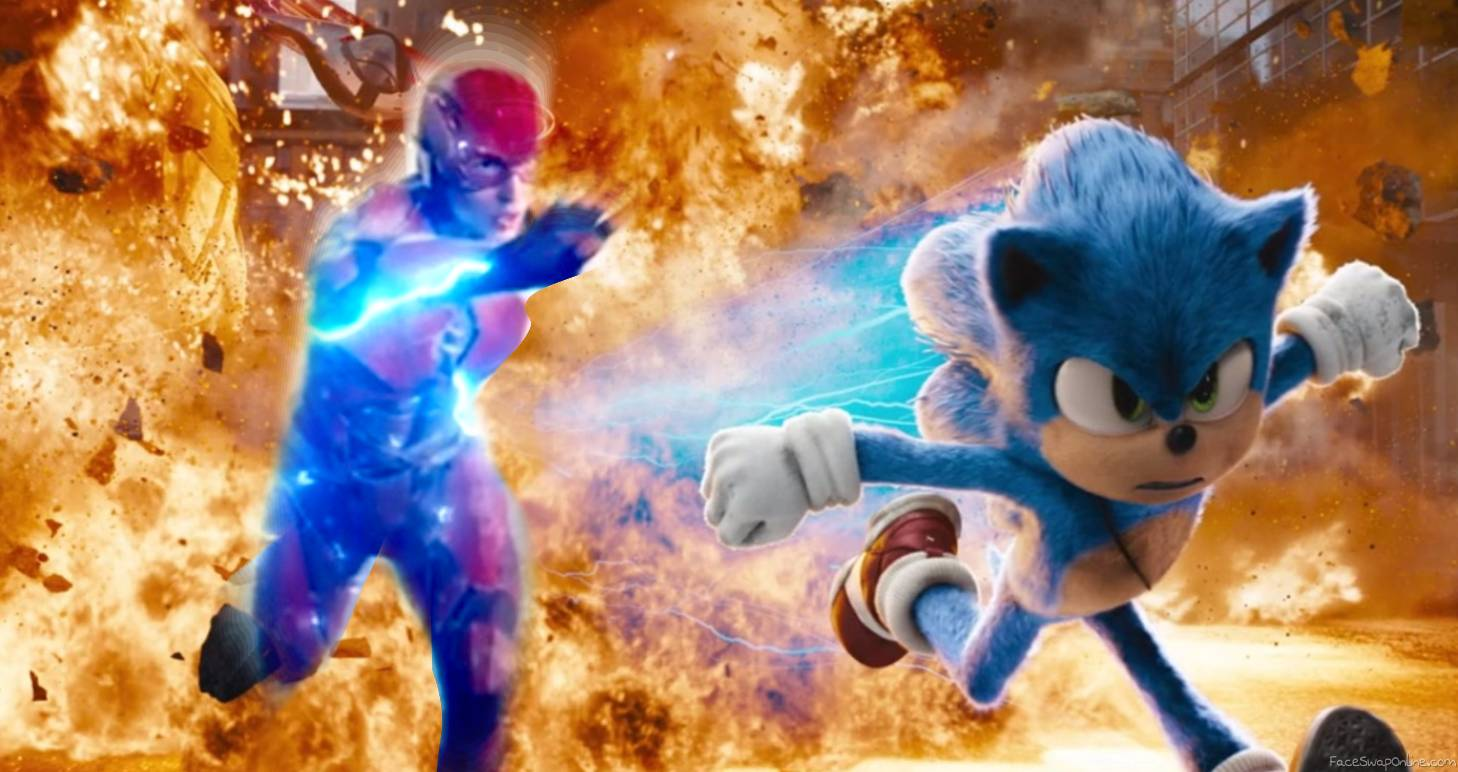 Sonic VS Flash