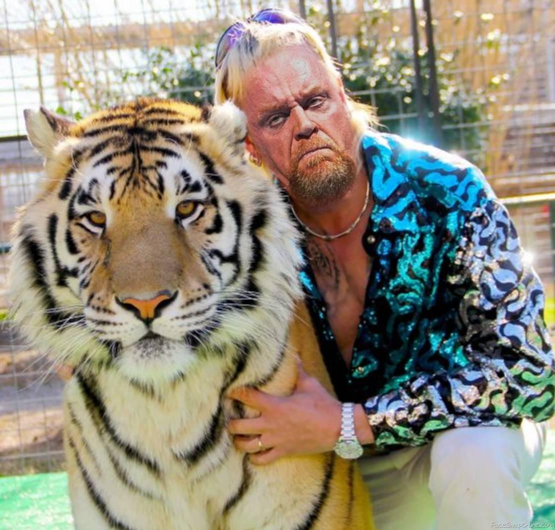 Tiger King Undertaker