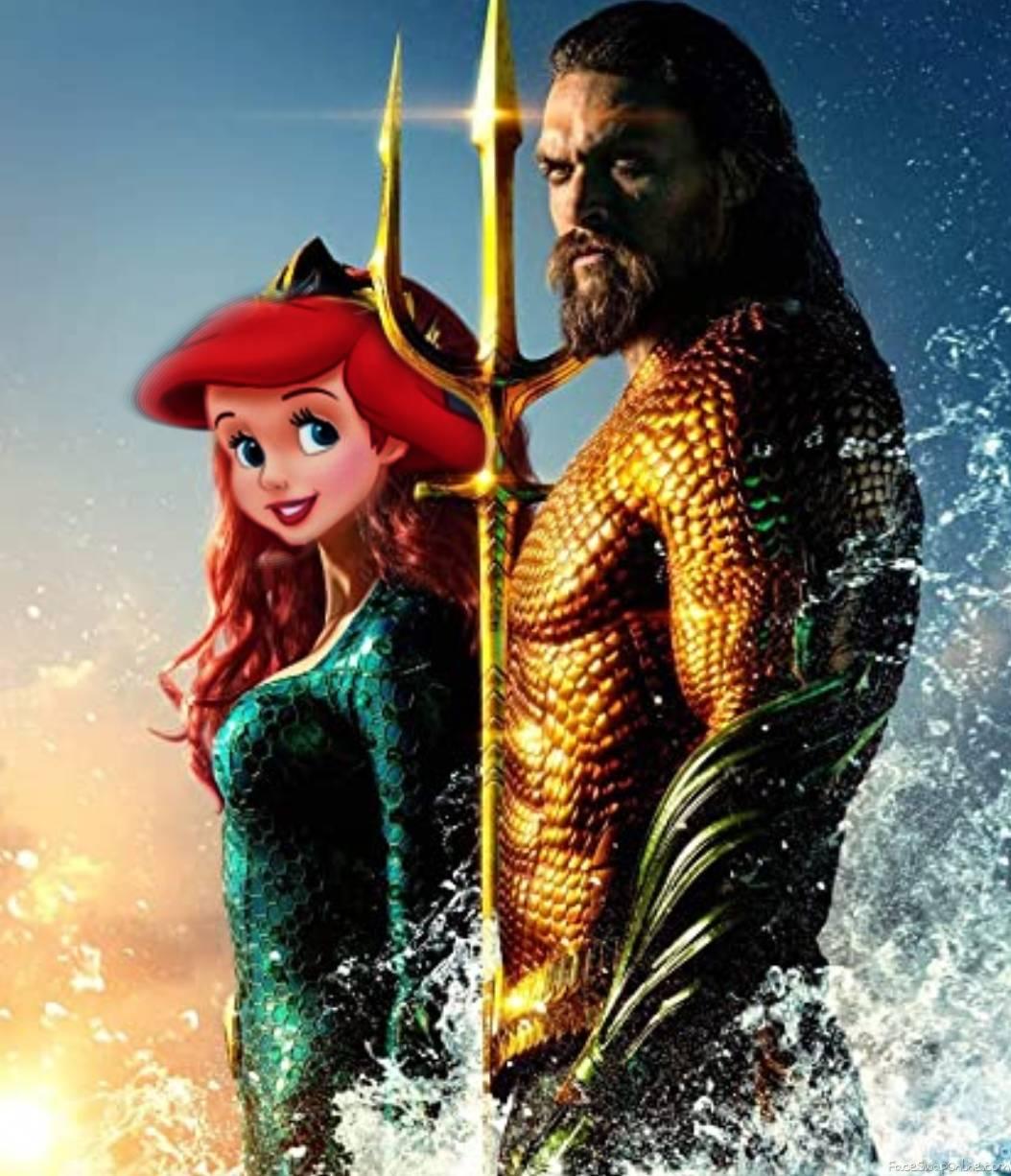Amber Heard replaced by Mermaid in Aquaman 2
