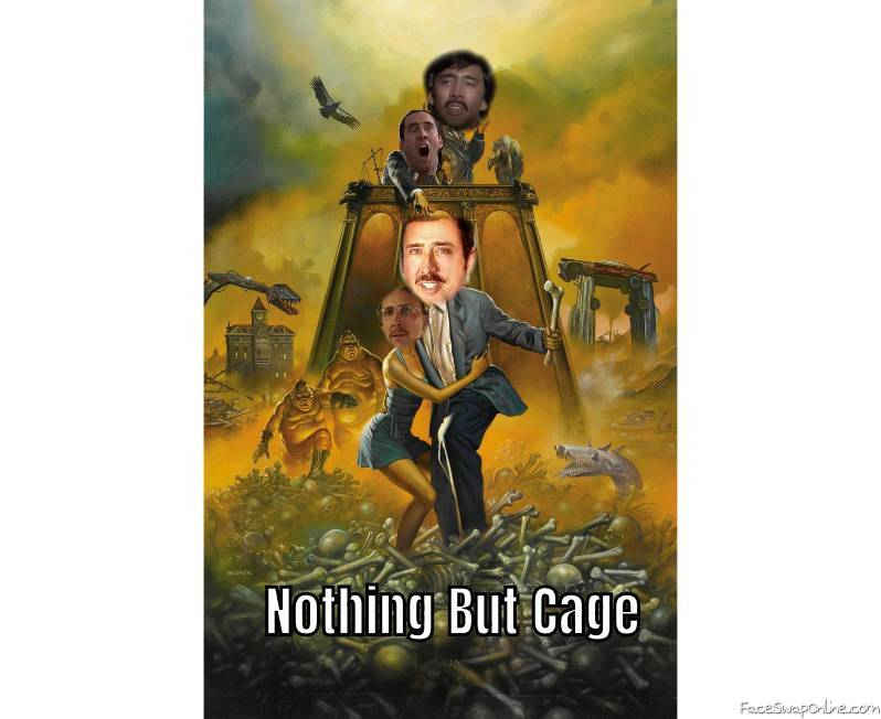 Nothing But Cage