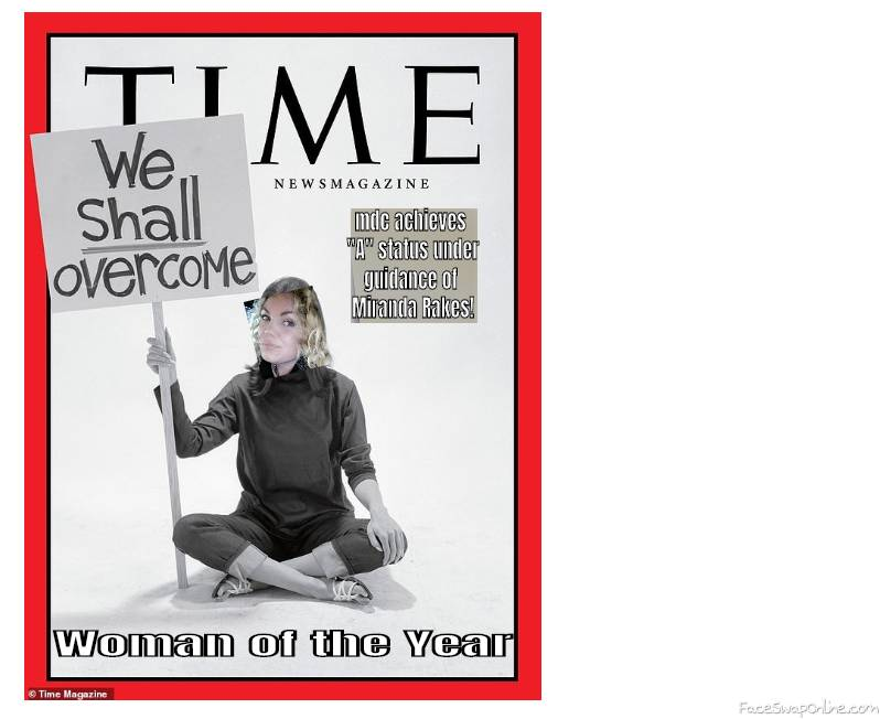 Time Woman of the Year