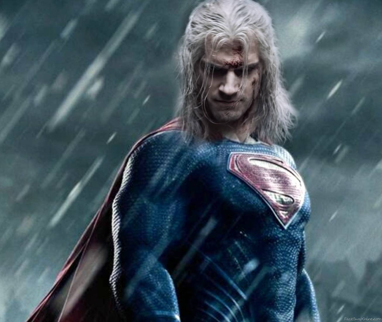 Witcher Superman