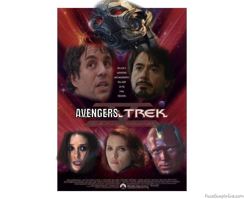 Avengers Trek
