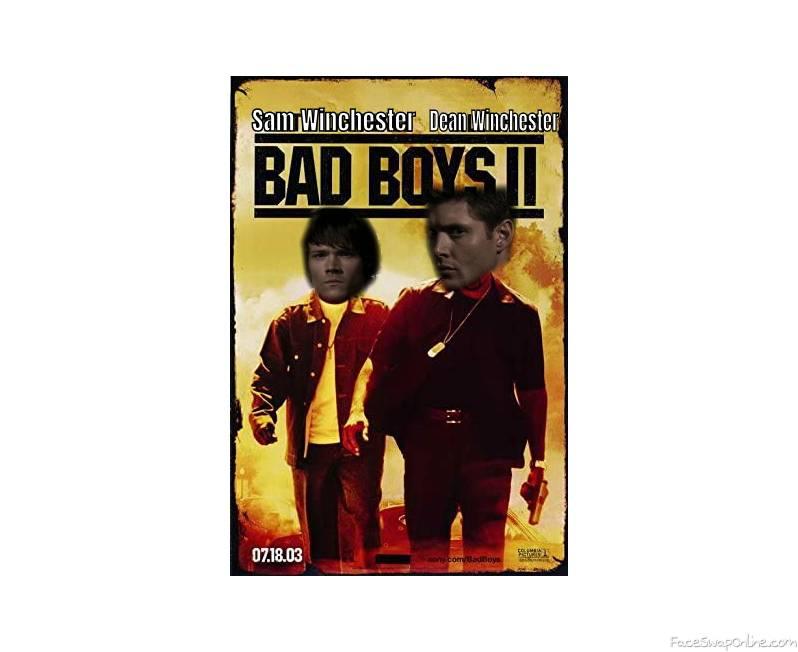 Bad Boys Supernatural