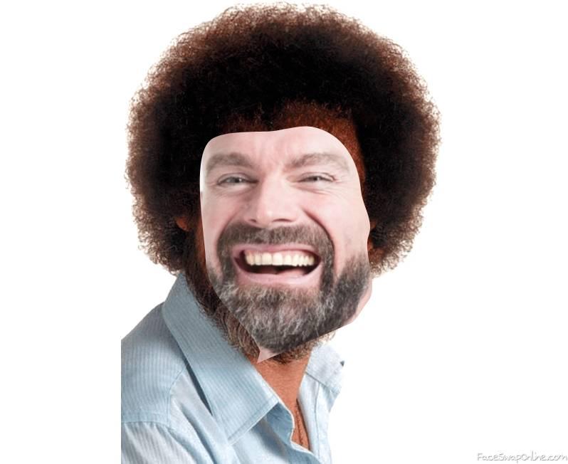 Bald Guy Ross
