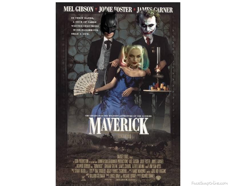 Batman Maverick