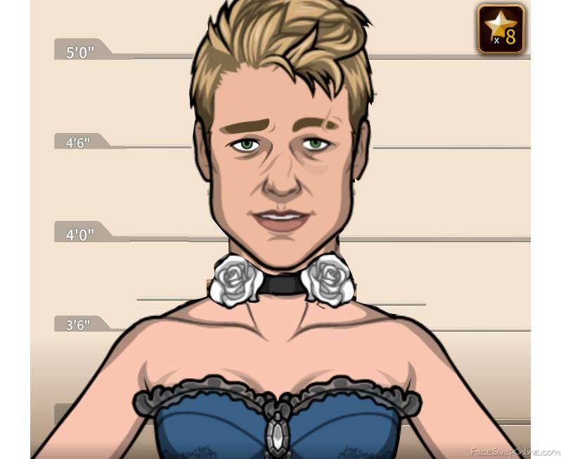 Criminal Case head swap 11