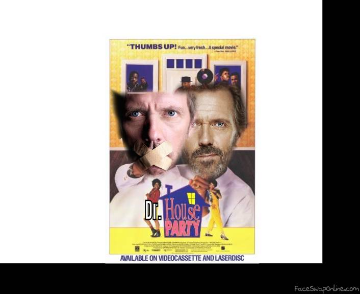 Dr. House Party