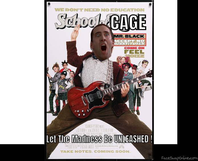 School  Of Cage