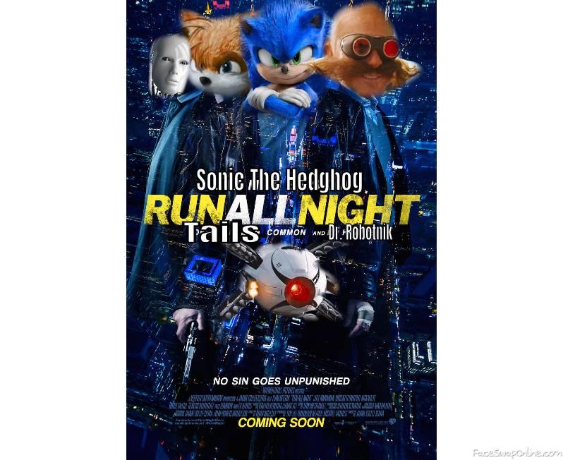 Sonic Run All Night