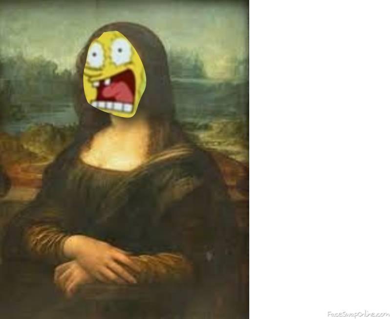Spongebob Lisa
