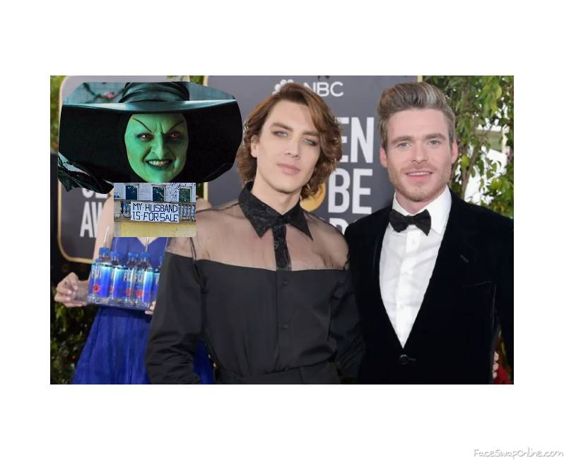 Wicked witch of the rest photobombs an awards show with a little surprise