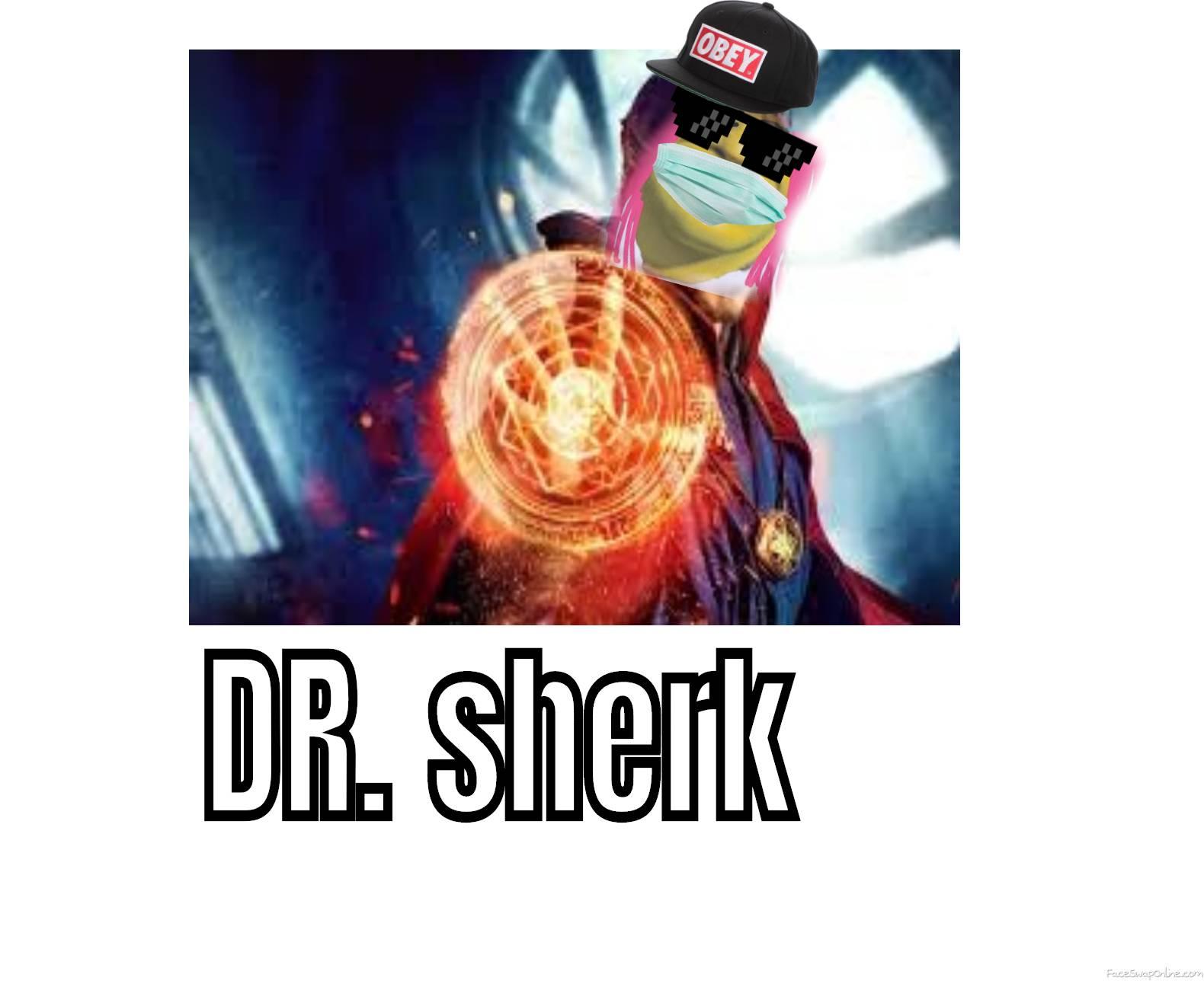 dr sherk