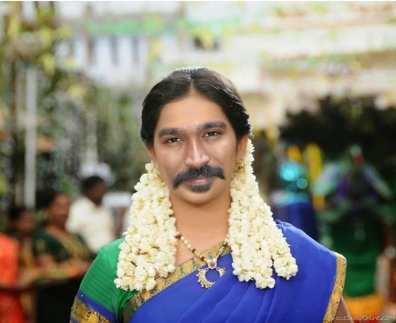 Dhanush on Sri Divya