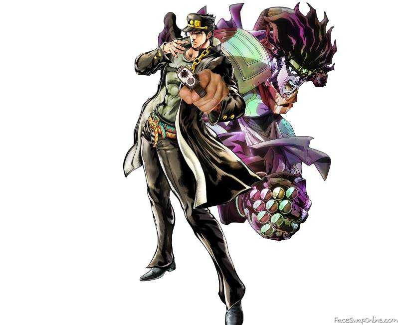 Jotaro Shoots You