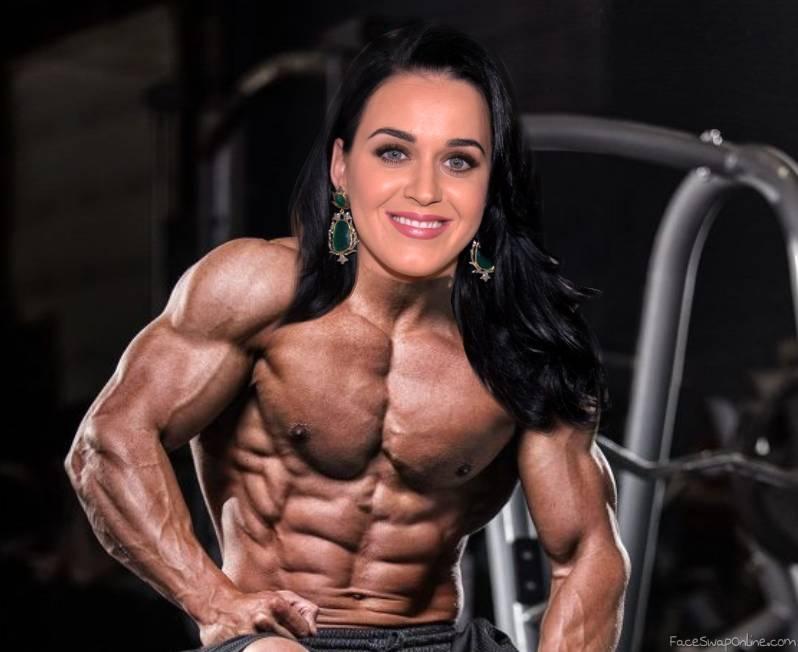 Katy Perry head swap