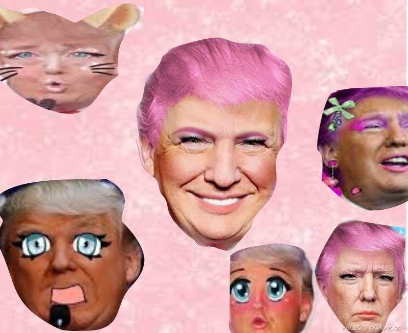 Kawaii Trumps lol