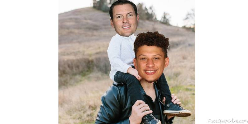 Rivers is Mahomes son