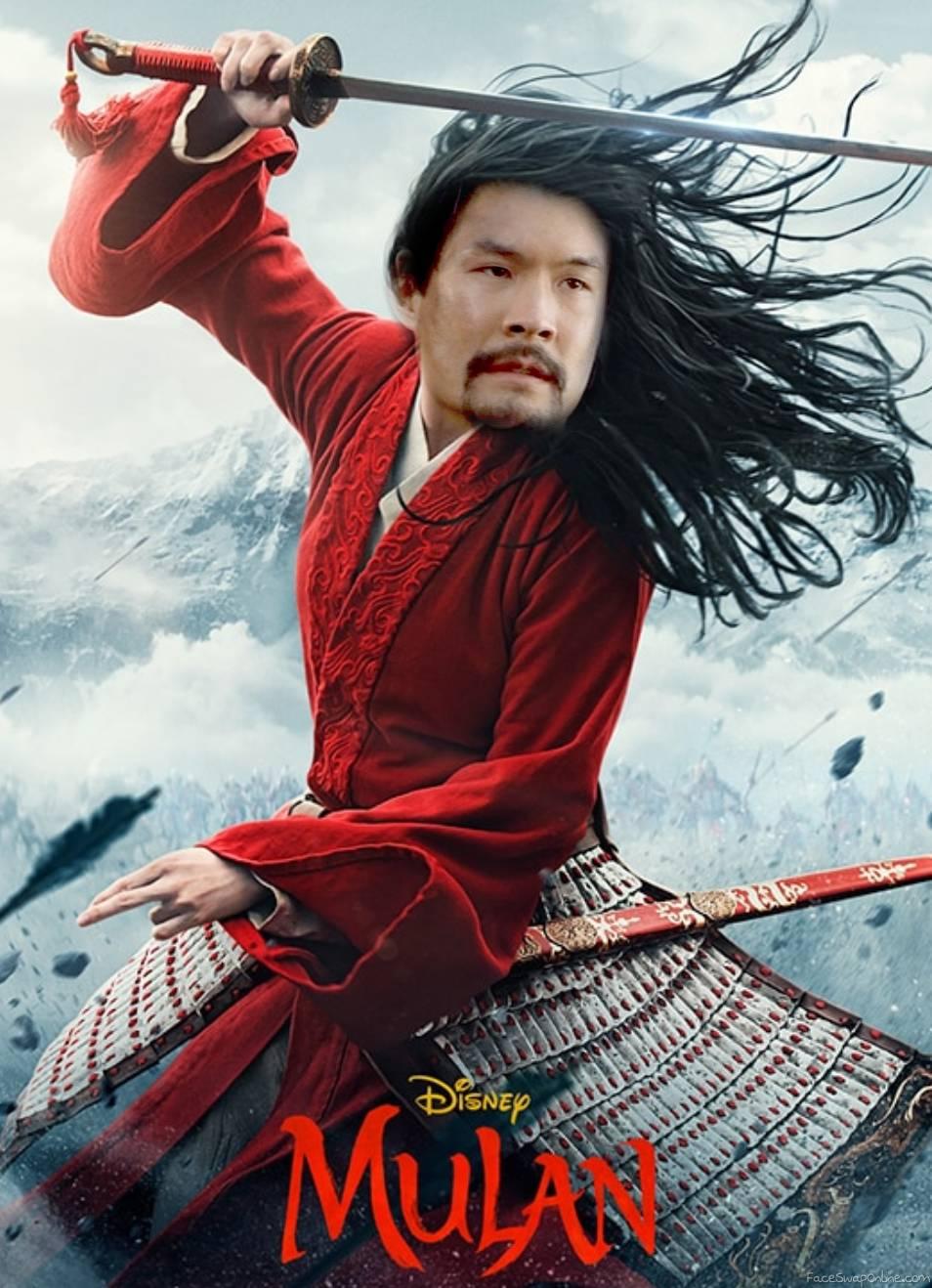 Shang Tsung in Mulan