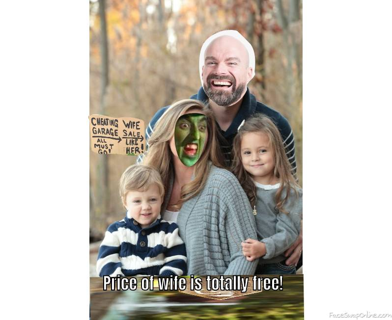 Bald Guy and Wicked Witch of the West's 2020 Family fall picture