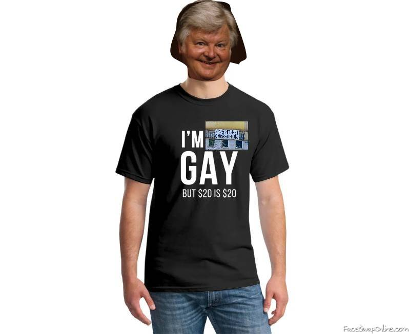 Benny Hill comes out as Gay