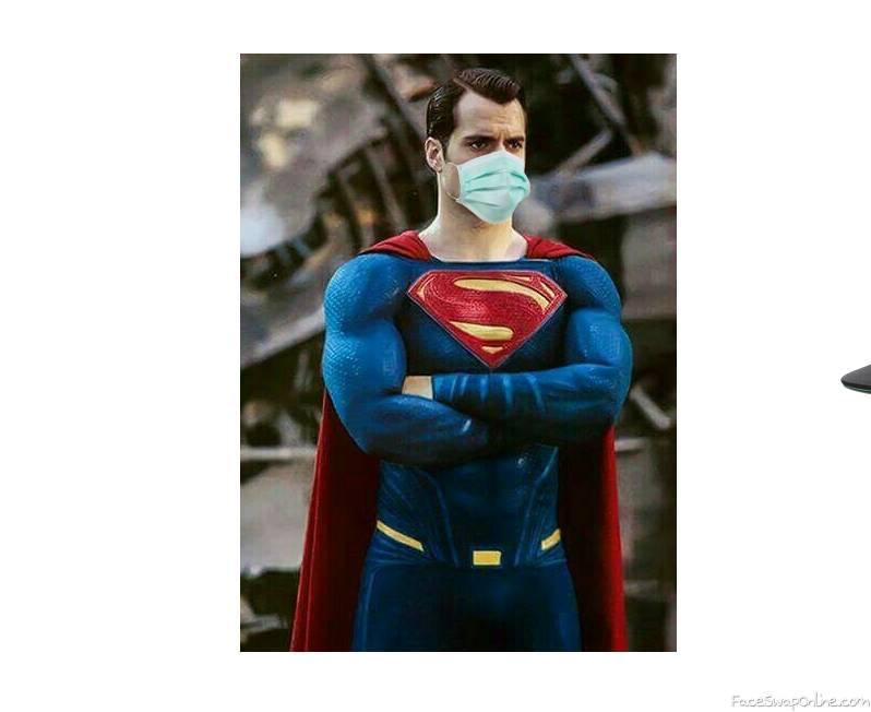 Superman in deze tijd zelf gemaakt met dit programma niet moeilijk haha