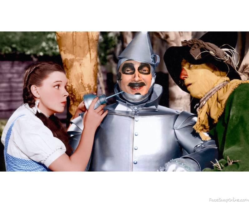 Svengoolie in the Wizard of Oz Movie
