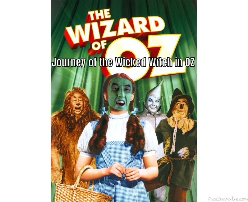 The Journey of the Wicked Witch of the West in OZ