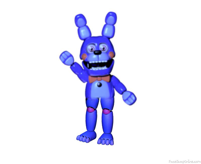 Bon Bon But He's Not A Puppet