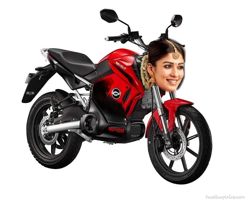 Nayanthara X Revolt RV400