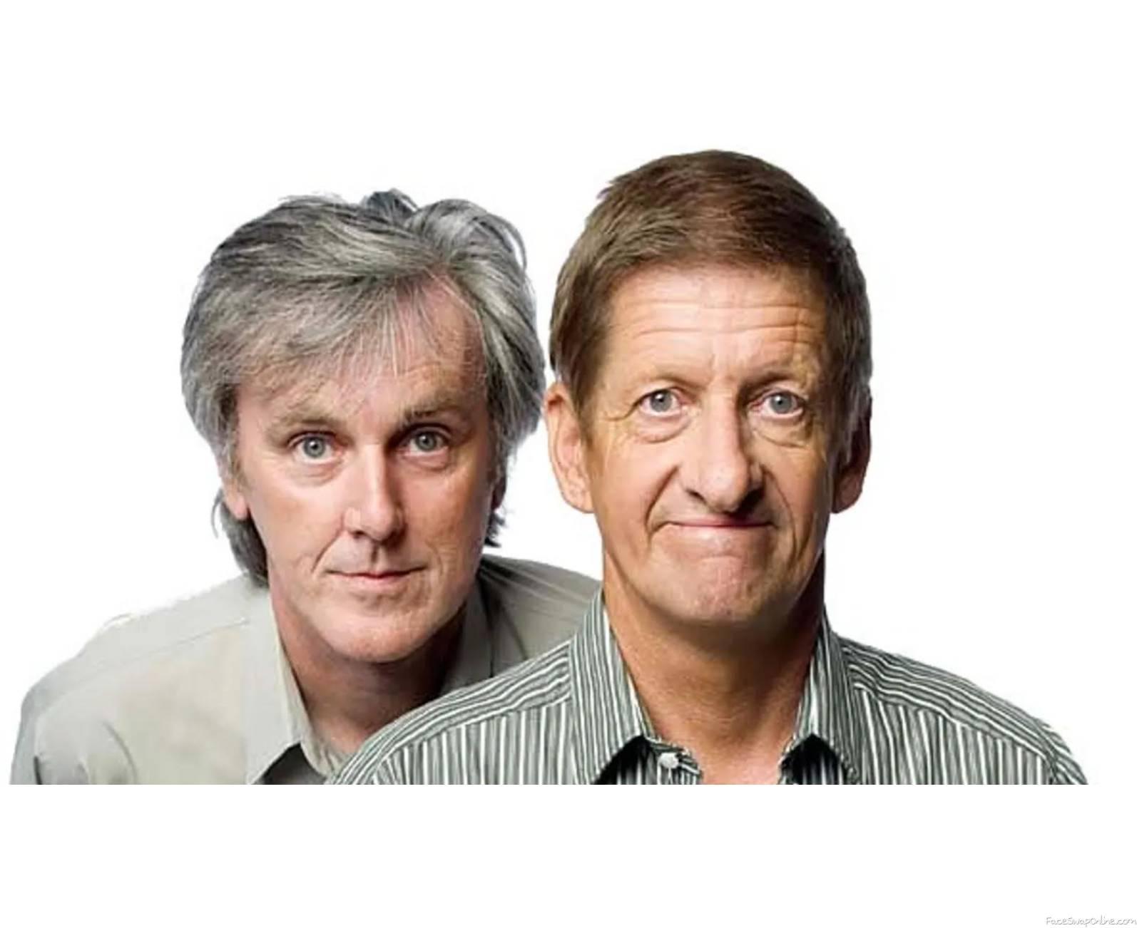 Roy & HG