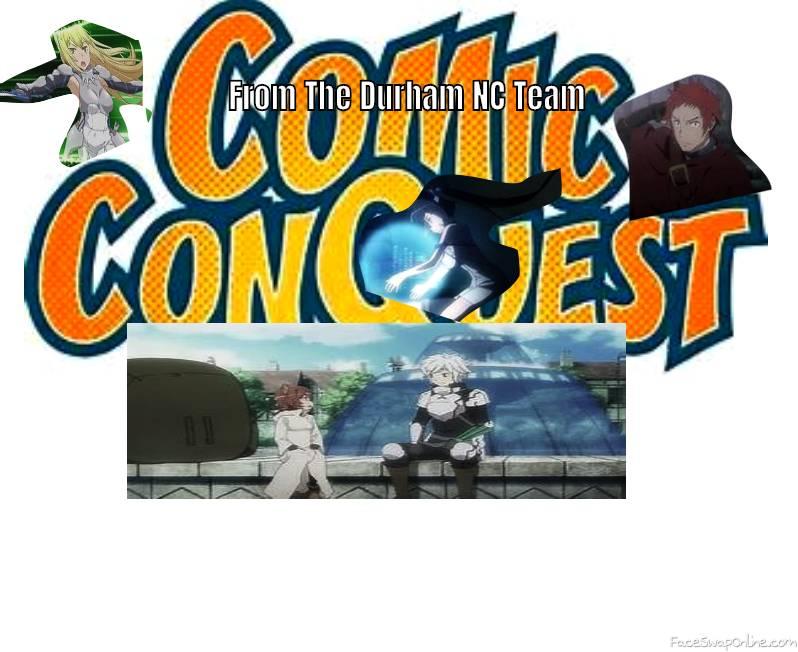 Comic-Con-L.A.-to-Durham NC Dec 11-13-2020