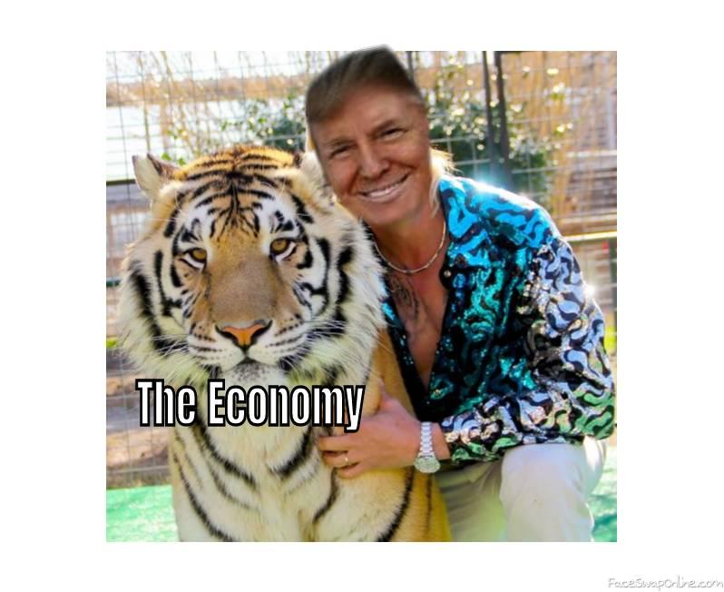 Donald + Economy