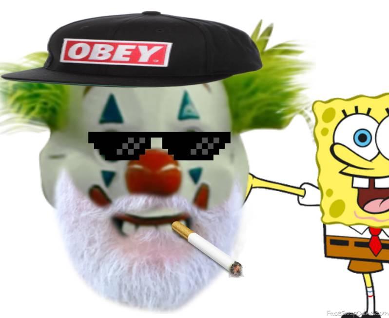 Hey Guys Look What I made! (SpongeBob)