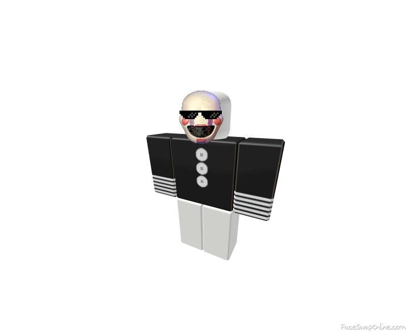 Roblox PuppetXgamer ( me)