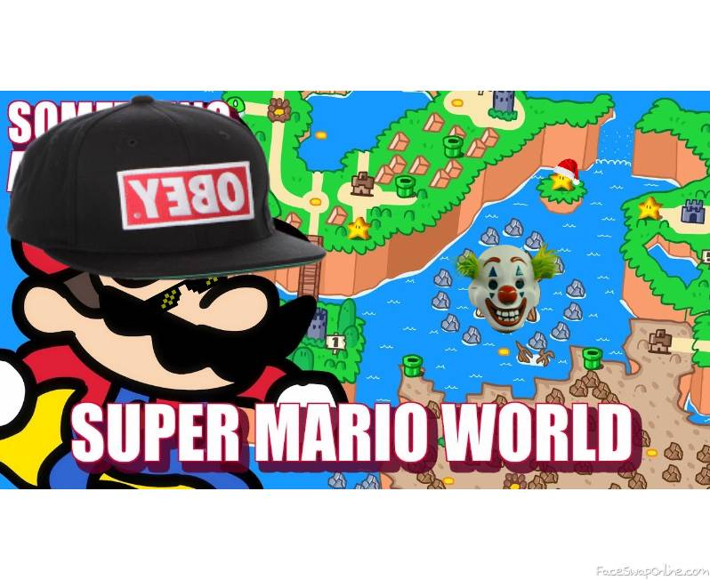 Something about Crazy Super Mario World