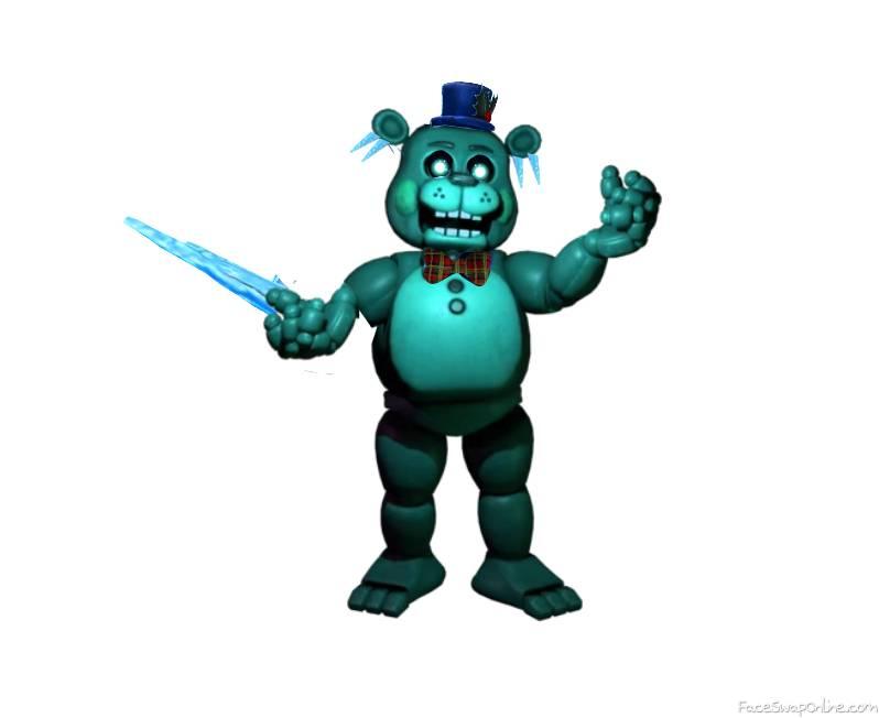 Toy Freddy Frostbear