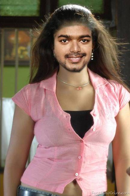 Vijay face swap