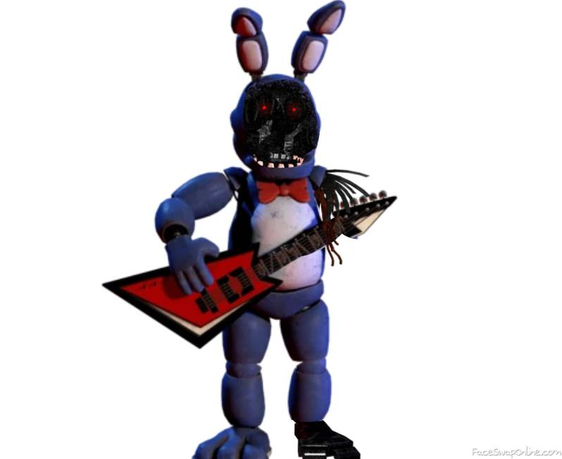 Classic Withered Bonnie
