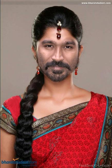 Dhanush face swap