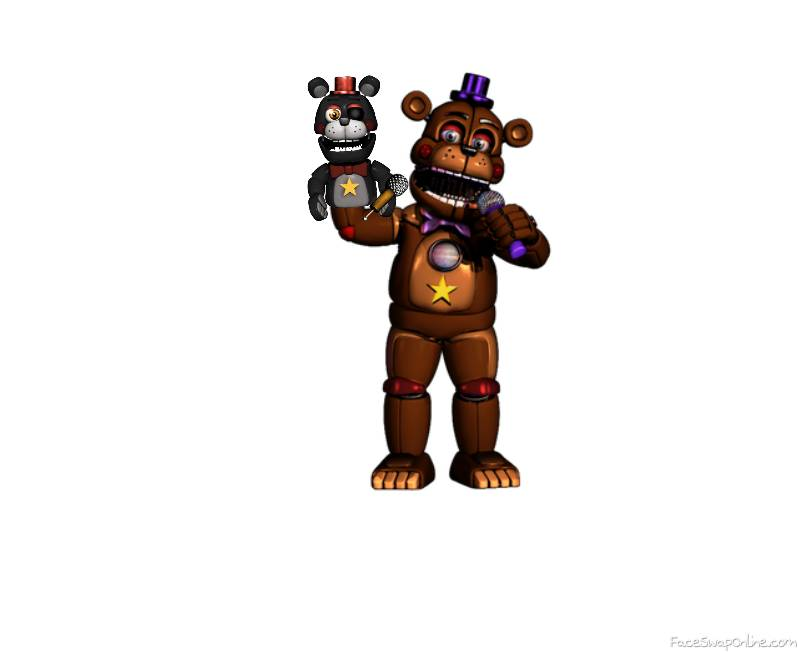 Funtime Rockstar Freddy
